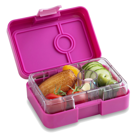 Yumbox Mini Snack Box Malibu Purple