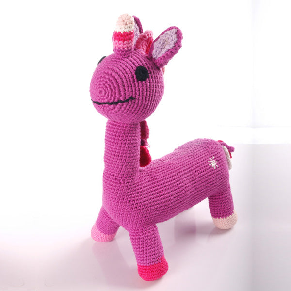 Once Upon a Time Pink Unicorn