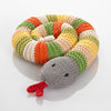 PEBBLE Snake Rattle Green