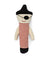 NANA HUCHY Pirate Baby Rattle