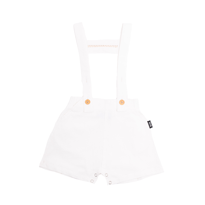 Rock Your Baby CREAM JACLYN Overall