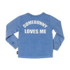 Rock Your Baby SomeBunny Loves Me Long Sleeve Top