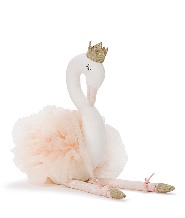 NANA HUCHY Scarlett The Swan in Pink
