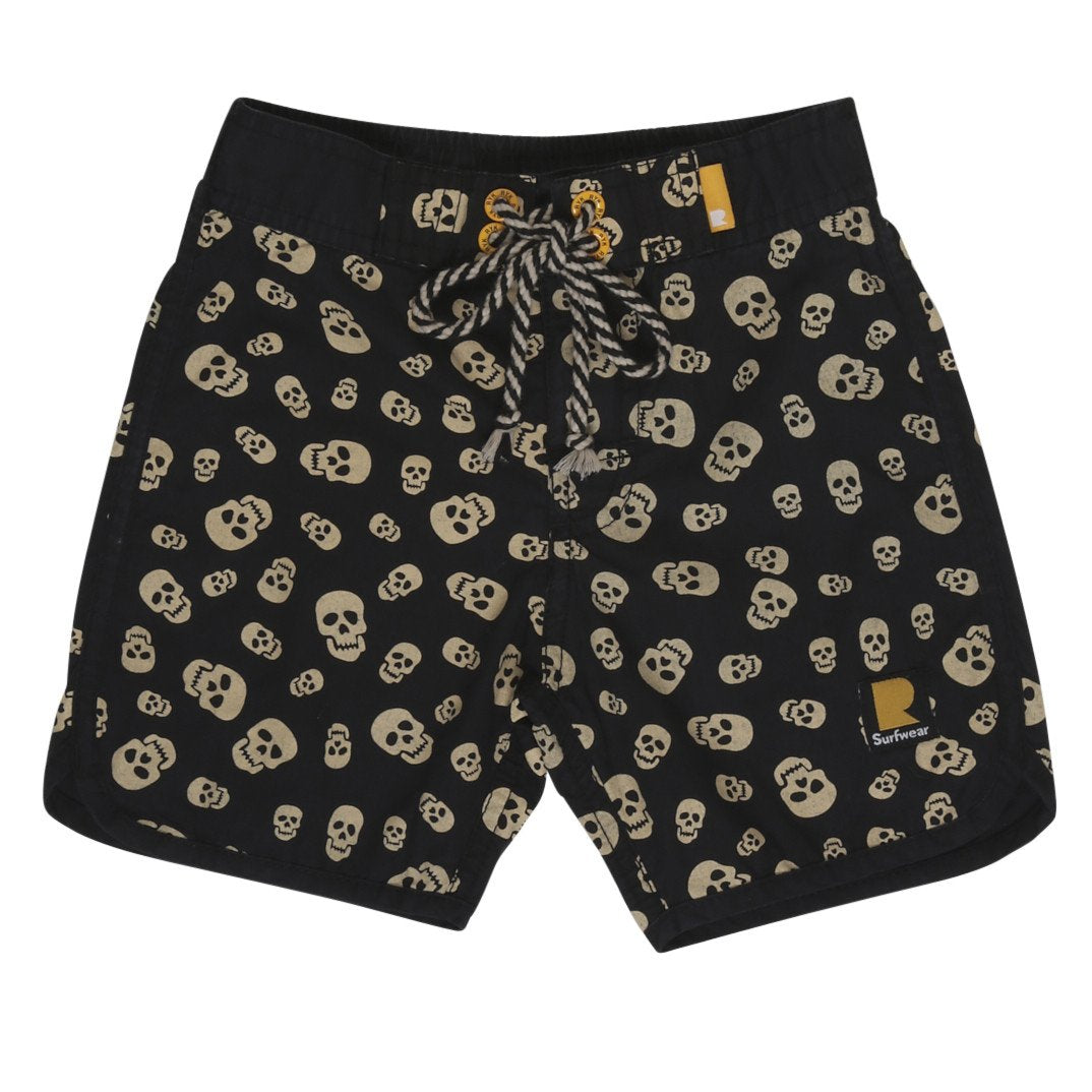 Rock Your Kid Skullduggery Boardshorts