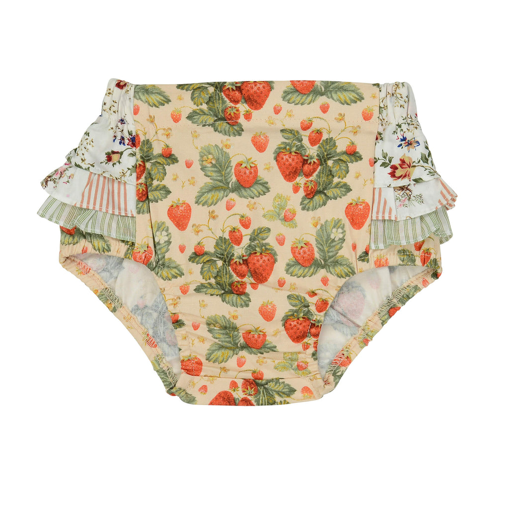 Arthur Ave - Strawberry Frilly Bums