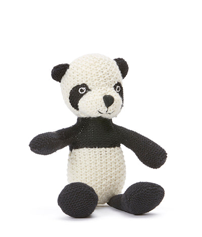 NANA HUCHY Taj The Panda Baby Rattle