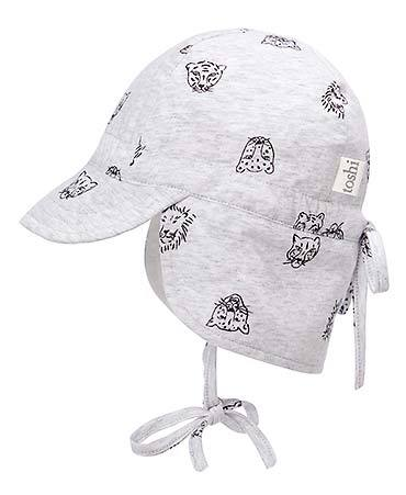 Toshi Flap Cap - Bambini Big Cats