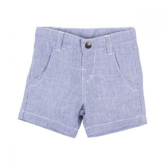 BÉBÉ by MINIHAHA - Baby LOUIS Striped Shorts