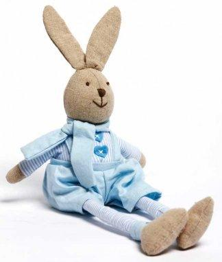 NANA HUCHY Bertie Bunny with Music Box
