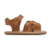 Pretty Brave WOVEN SANDAL Brown