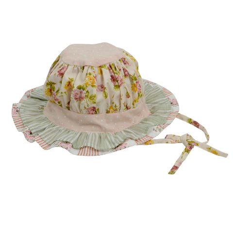 Arthur Ave - English Rose Hat