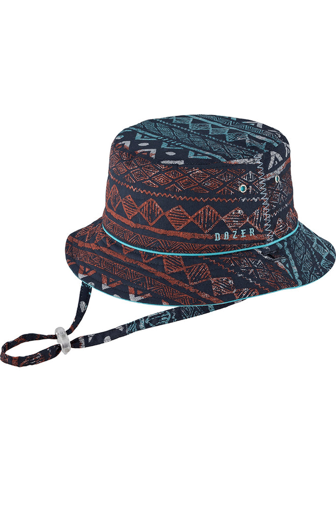 Dozer Boy Bucket Hat - Zavier Navy