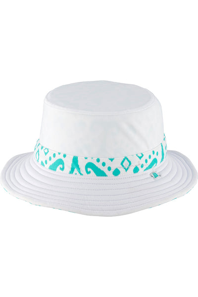 Millymook Girls Bucket Hat - Fiona Blue