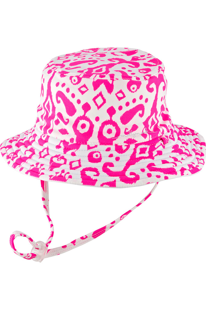 6eb89acc371cd Millymook Girls Bucket Hat - Fiona Pink – Dream Children s Wear