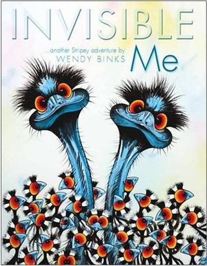 Invisible Me by BINKS WENDY