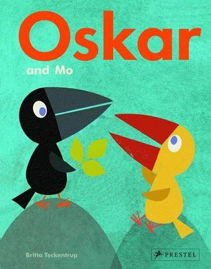 Oskar and Mo by TECKENTRUP, BRITTA