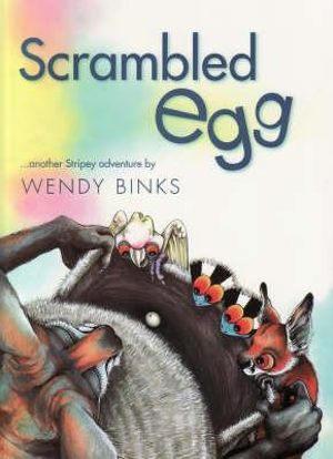 Scrambled Egg by BINKS WENDY