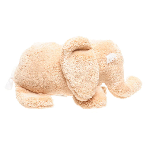 Snuggles Elephant (Biscuit / White)