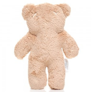 Snuggles Teddy 33cm (Biscuit / Brown / Grey)