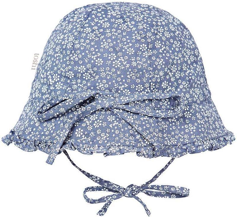 Toshi Bell Hat - Mae Bluebell