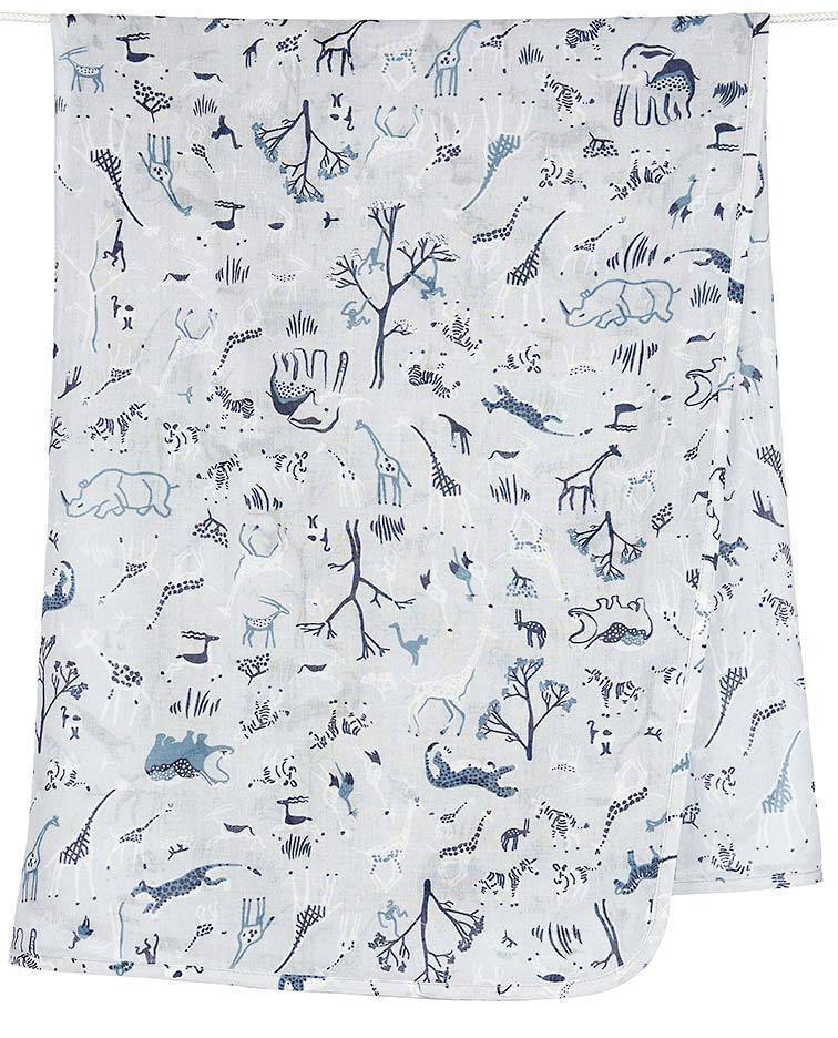 Toshi Muslin Wrap - Wildtribe