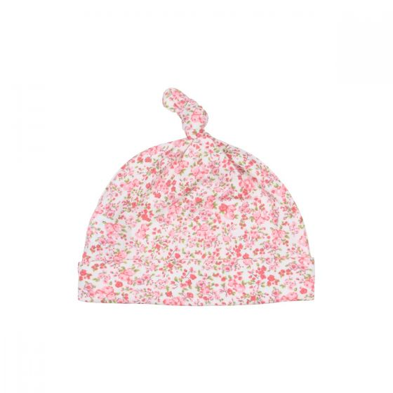 WHITE LABEL by MINIHAHA - FLORAL Beanie