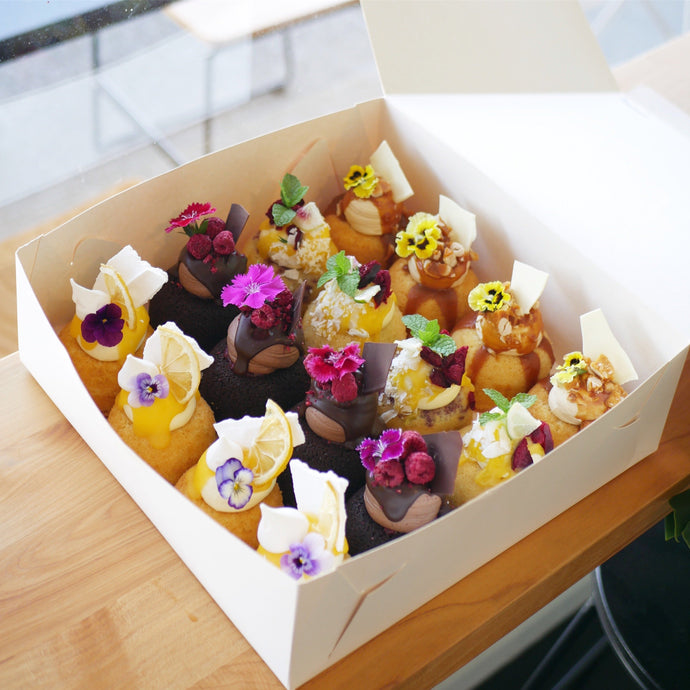 Mini Cake Mixed Boxes