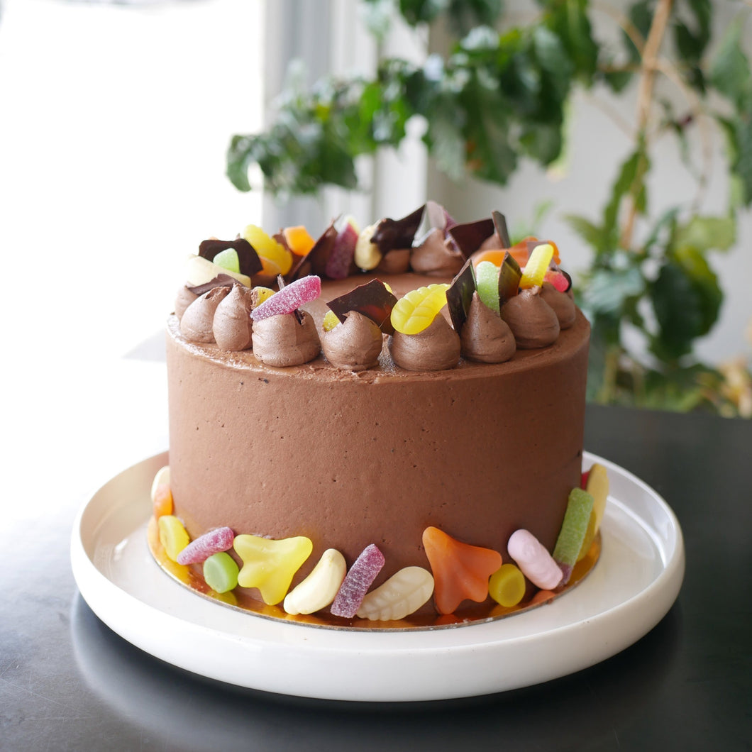Chocolate Lolly Cake