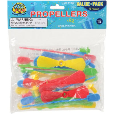 propeller flyers  - Carnival Supplies