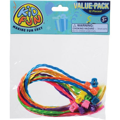 nylon hair pieces  - Carnival Supplies