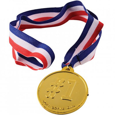 Winner Necklace Medals (One Dozen) - Sports