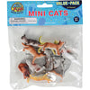 Animal Toys Cats (One Dozen) - Toys