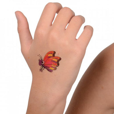 Insect Temporary Tattoos (144 pieces) - Costumes and Accessories