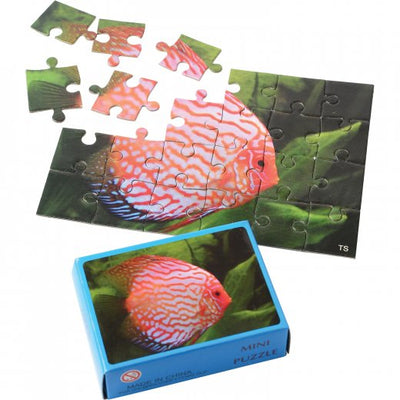 Fish Puzzles (one dozen) - Games and Puzzles