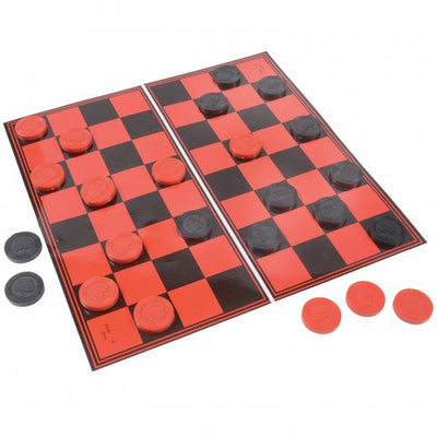 Checker Sets (one dozen) - Games and Puzzles