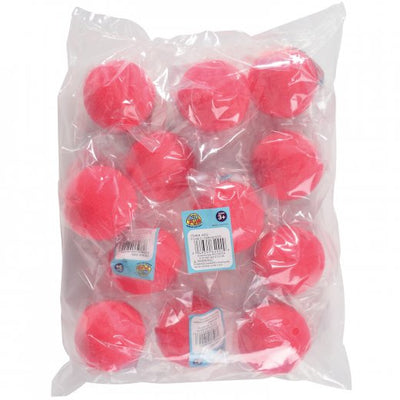 Foam Clown Noses (One Dozen) - Costumes and Accessories