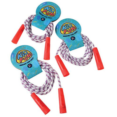 Cloth Jump Ropes (One Dozen) - Games and Puzzles