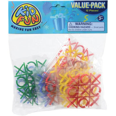 mini tic tac toe games  - Carnival Supplies