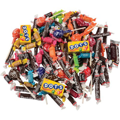 Party Candy Mix (3.75 Lb Bag) (205 Pieces) - Party Supplies