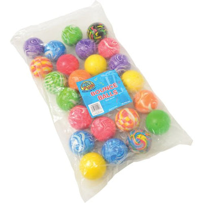 60Mm Ball Assortment (Bag of 25) - Toys