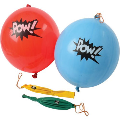 Superhero Punch Balls (one dozen) - Party Themes