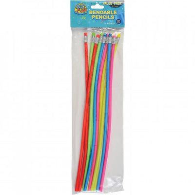 Bendable Pencil (pack of 10) - School Stuff