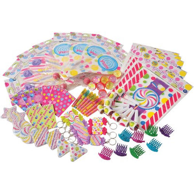 Candy Favor Assortment (set of 72) - Party Supplies