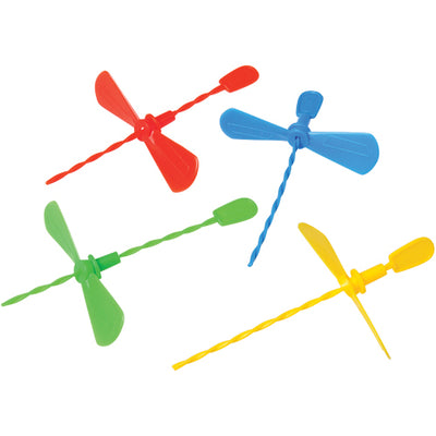 Propeller Flyers (one dozen) - Toys