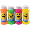 Smiley Face Bubbles - 2 oz (1 dozen) - Novelties