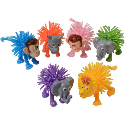 Wooly Wild Animals (One Dozen) - Toys