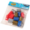 pirate assorted treasure chests  - Carnival Supplies