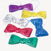 Party Themes - Clown Mylar Bow Ties (One Dozen)