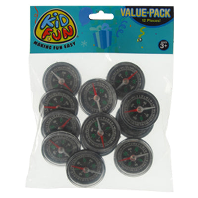 magnetic compasses  - Carnival Supplies