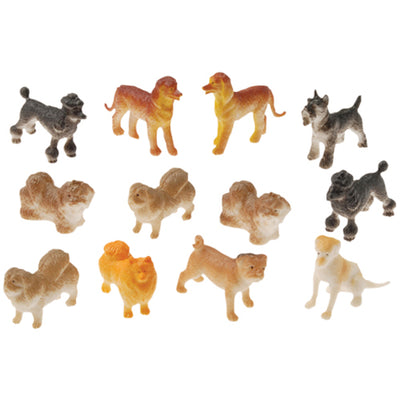 Mini Dogs (one dozen) - Toys
